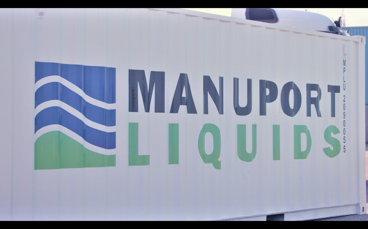Manuport Liquids officially has its own brand in Asia