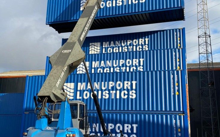 Manuport Logistics tackles scarcity with own container fleet