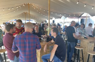 MPL celebrates Guy's birthday with new MPL Rooftop